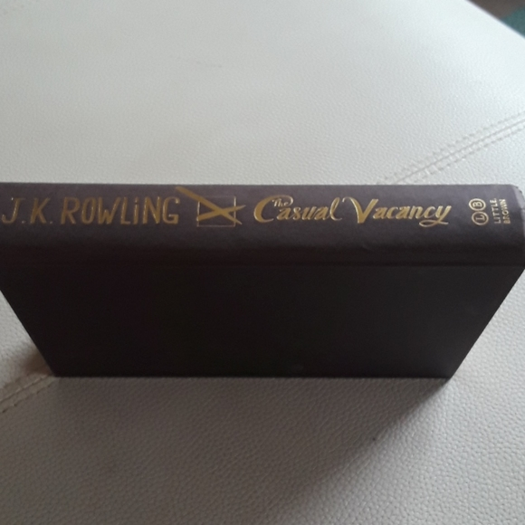 Jk rowling Hardcover The Casual Vacancy